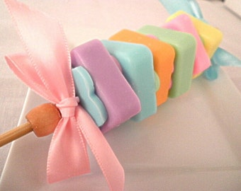 SHISH KABOBS Soaps - Set of 13 pieces