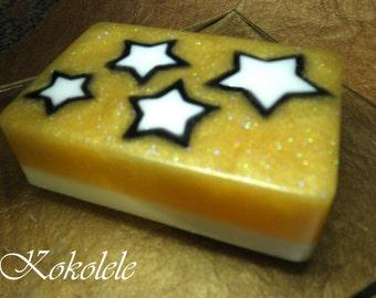 Golden Night Soap
