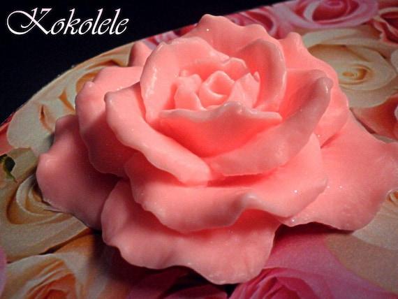 Pink Rose Soap - Albanel -