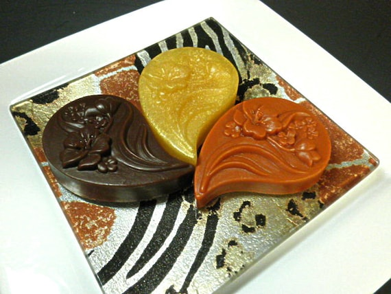 Soap Gift Set with Dish