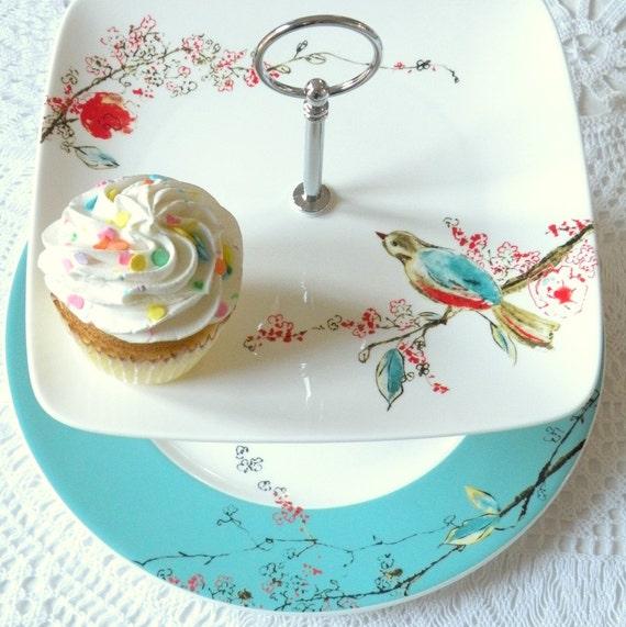 Lenox Birthday Cake Plate