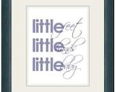 Dave Matthews Band Little Baby - 11x14