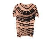 Acid Wash Tie Dye Grunge T-shirt // Custom Order