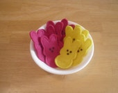 Easter Peeps pin, Easter pin, Easter accessories, Pins, Bunny Pins, Bunnies, Woman Accessories