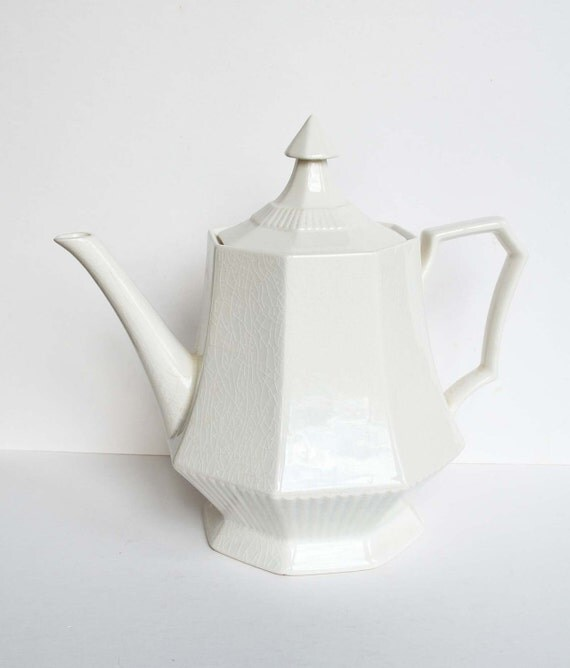 Independence Ironstone Teapot