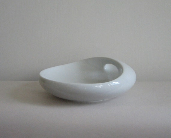 Rosenthal Studio Line Modern White Candy Dish