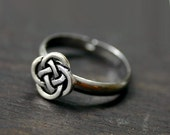 Celtic Ring - Eternity Love Knot Infinity Ring