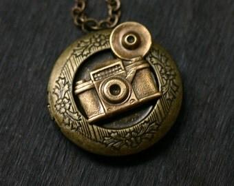 Camera Locket
