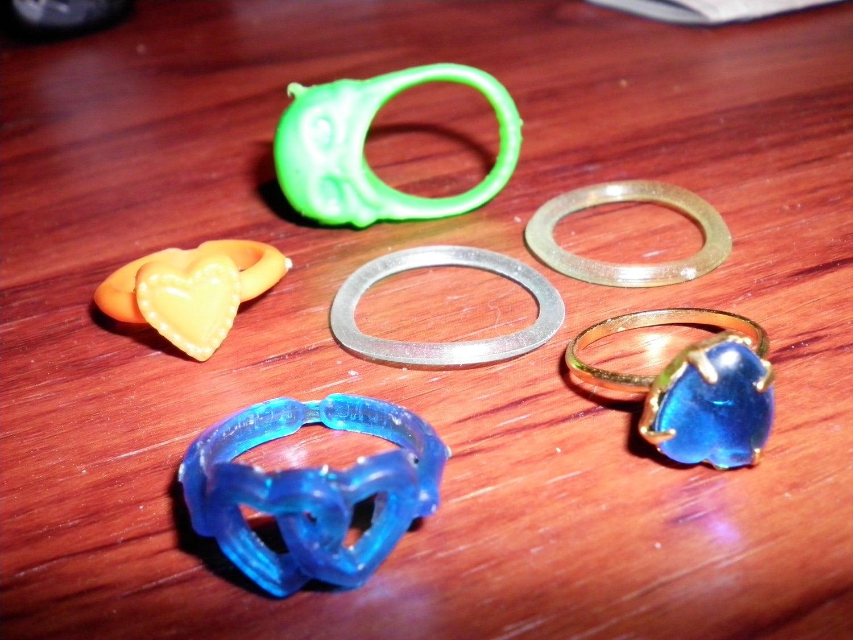 Image Result For Cracker Jack Ring
