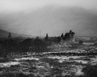 Kilchurn Castle ruins, Scotland