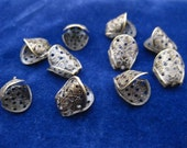 Filigree Beads HELICOPTER  12 x 10 mm for jewelry, kiln or torch firing