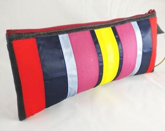 Sale- Ribbon Bangle Clutch
