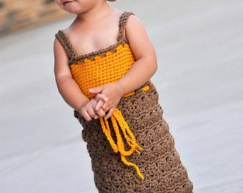 Crochet Dress- Babies (ANY COLORS)
