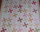 Patisserie Whirlygig Quilt - ON SPECIAL