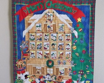 Christmas Advent Calendar - Snow Kittens