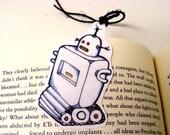 One Robot Bookmark