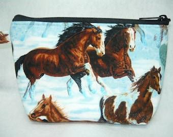 Horses  make up bag