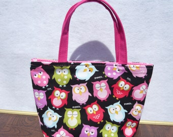 Owls Kids Purse