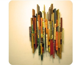 Wall Sculpture - I Know A Secret
