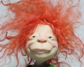 EmmyLoo a Red-head Toothy Pixie