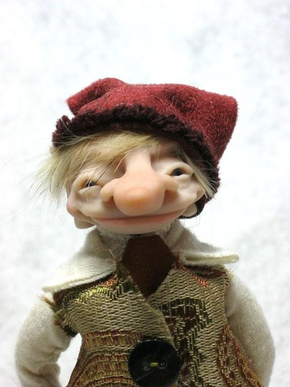 Filbert G. Hoggins the Goblin 4 Millie
