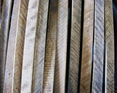 Reserve Listing for Jim Salvaged Lath Boards Antique Reclaimed  Wood with Aged Weathered Patina for Display or Craft Project