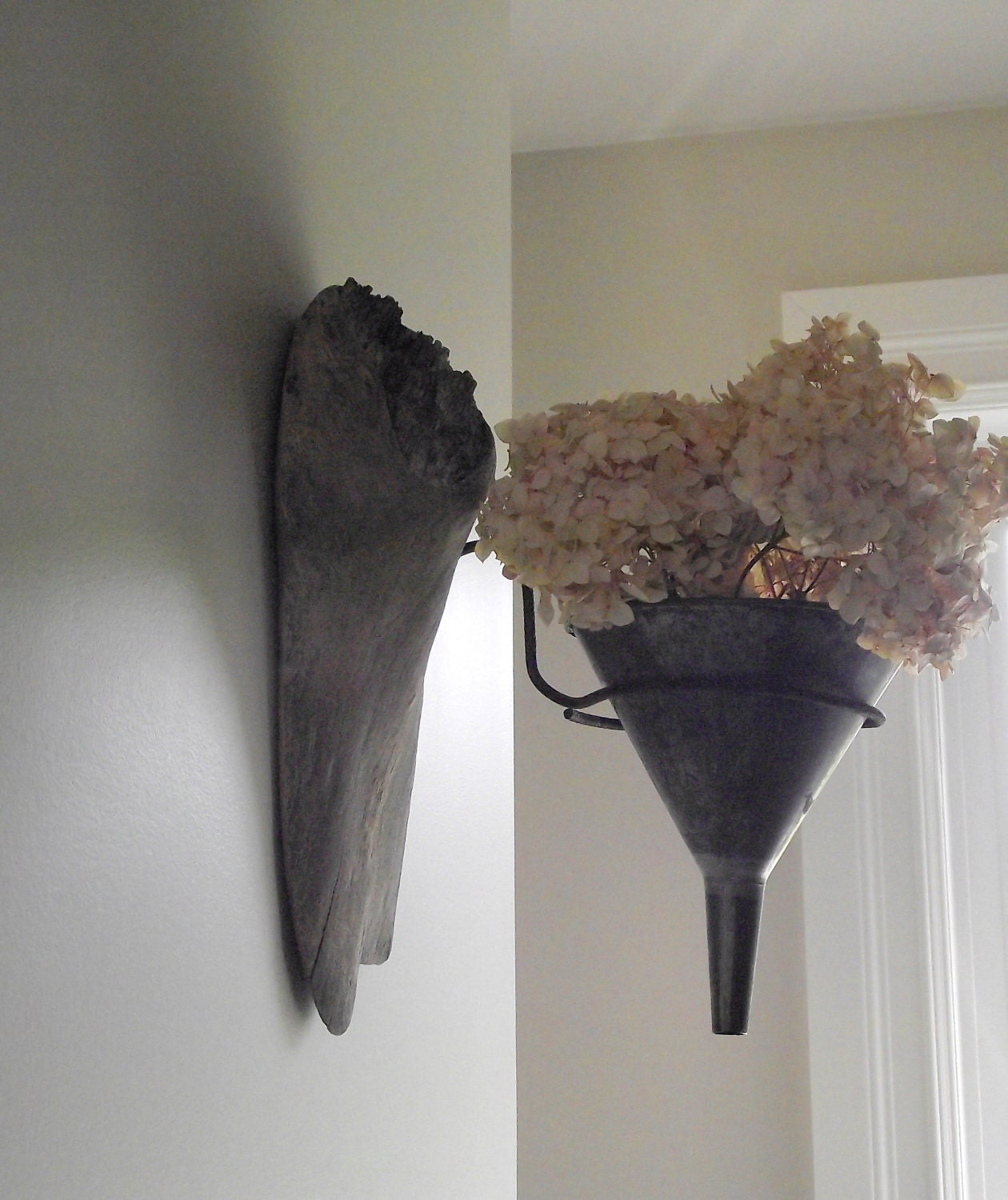 Wall Sconce Farmhouse Decor Country Chic Wedding Decor by gazaboo