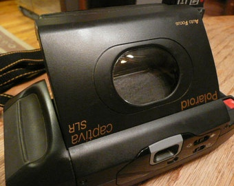 Polaroid Captiva SLR Automatic Focus