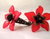 Special Order For Gena B----Valentine Bouquet- Earrings,