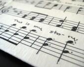 Postcards of Praise - hand-drawn hymns