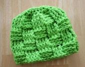 Baby boy hat, baby hat, Newborn Baby to 12 Months, Crochet Photo Prop