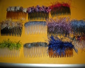 Color Pop Hair Combs