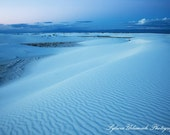 Sands After the Sunset / 4x6 Fine Art Photography Print