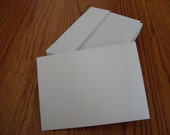 50 A-7 White Square Flap Blank Envelopes - Perfect for 5x7 Invitations, Invites, Photo Cards - U.S. SHIPPING INCLUDED
