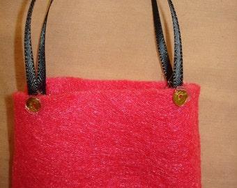 PARTY FAVOR - Fashion Doll sized tote bag - bpf8