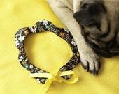 Petunia Petal Collar, medium