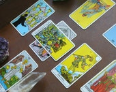 Tarot Card Reading with the Celtic Cross Method