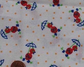 SALE--Puddleduck Vintage Fabric