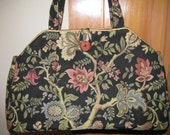 Large Floral Tote