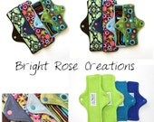 Mama Cloth Pad PDF Pattern, Sewing Pattern, Do It Yourself, DIY, Regular, Heavy, and Post Partum Styles Included, Tutorial