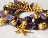 Bracelet : RAVISHING- Purple