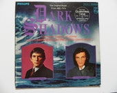 Dark Shadows Vinyl LP Record