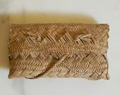 Vintage Hand Woven Palauan Bag