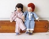 Vintage Rag Dolls by Kingsbury
