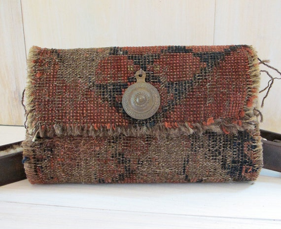 Brevity Journal:  Antique Rugs and Findings