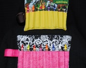 YOU DESIGN Personalized Crayon Holder Roll Create Your Own