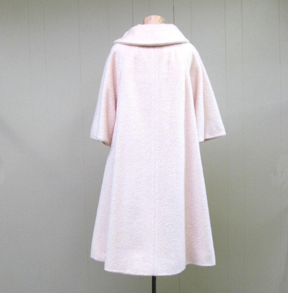 R E S E R V E D Vintage 1950s Ladies Coat 50s Lilli Ann