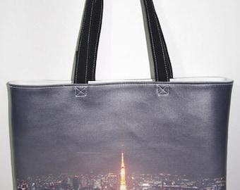 Panorama Double Faced Bag No.2 - Tokyo