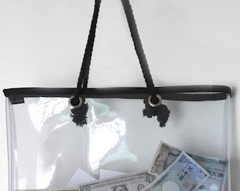 Lucid Series Beach Bag No.4 - Currency