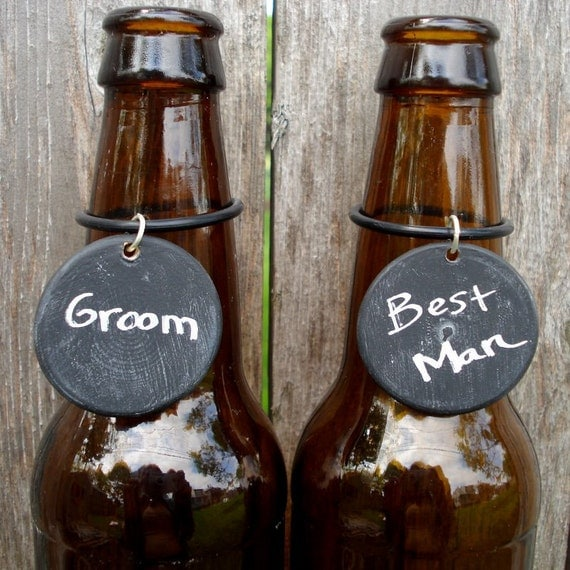 Order for Joe only - Matt's Chalkboard Beer Tags - for the home